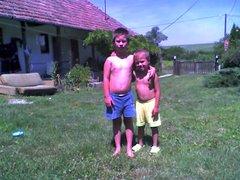 Ferike és Dávid