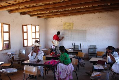 Misión del Centro Educativo Tatuutsi Maxakwaxi