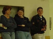 Pat, Dee & Cory