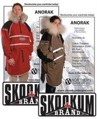 Skookum Brand Anoraks
