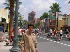 Trip to Disney World, Orlando, USA