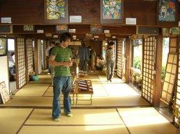 Templo Nigatsu do en Nara