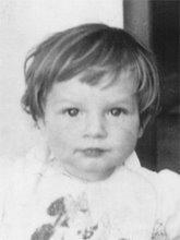 Marjorie age 2