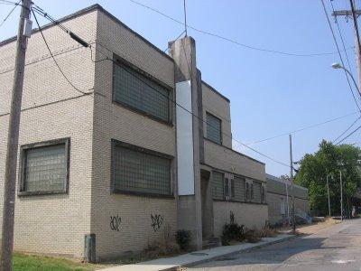 Goldcrest Brewery (Threatened?), Butler Street, Memphis