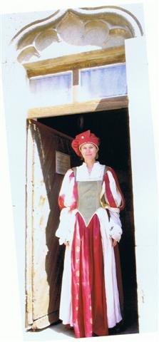 La comtesse Claire à Châtillon