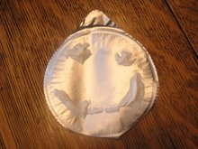 Jesus on a cream cheese lid