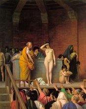 Leilão de escravas