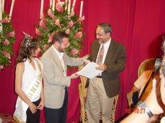 André Cruchaga, Premio Único de Poesía, Juegos Florales de Ahuachapán