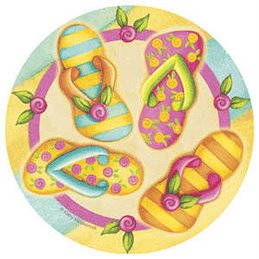 I love flip-flops