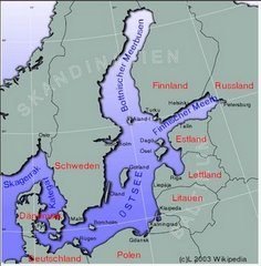 The Baltic Sea Area