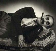 Vår Beskyddare: Groucho