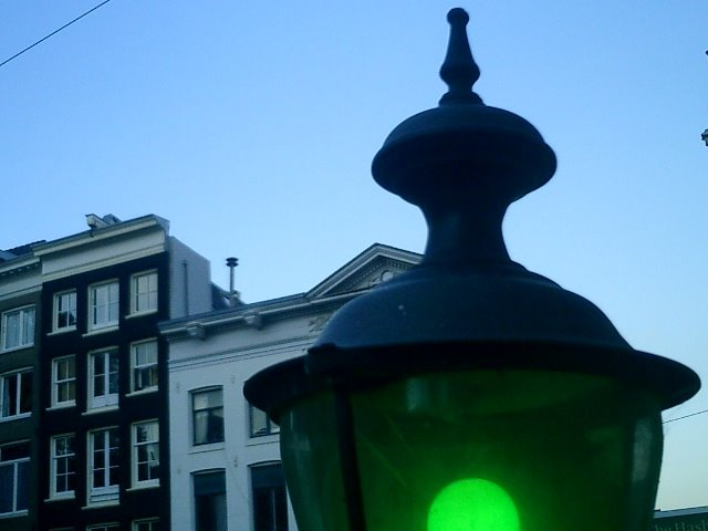 guardo per la luce