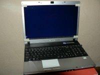 MSI MegaBook M670X Silver