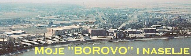 "Moje ""Borovo"" i Naselje"