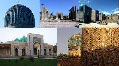 Mesquita de Samarkanda