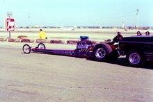 Nostalgia Bakersfield Raceway