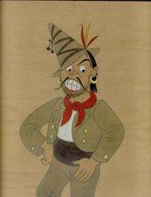 bozzetto di Onorato - 1936