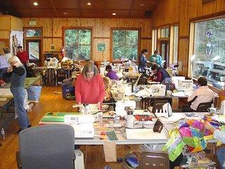 quilt camp, 2006