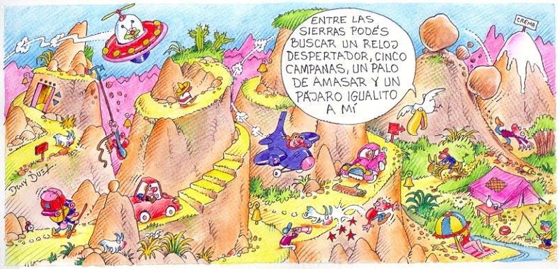 EL PAJARRACO CHARLATÁN