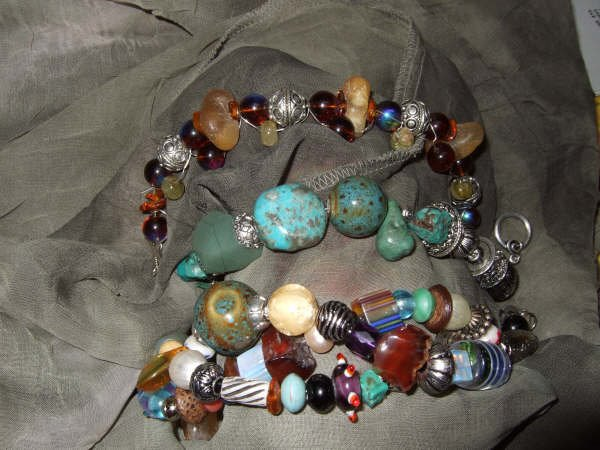 SOLD!! Morrocan Spice ~ Earth Stones ~ Gypsy Twist
