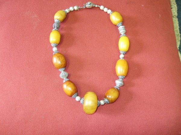 9 Beads in Tibet