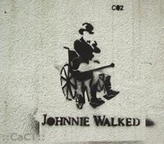 Johnnie Walked