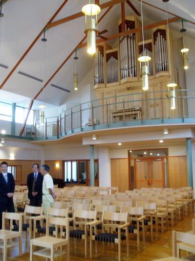 Church follows TCWinn design