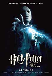 Harry Potter teaser poster