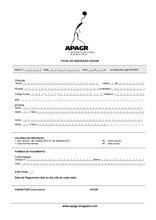 Junte-se à APAGR, faça a sua inscrição hoje mesmo