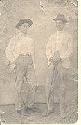Leopoldo Ludovico e Joaquim da Silva Lemes