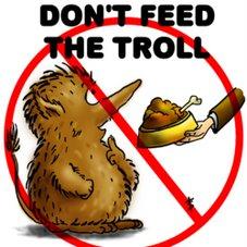 Blog sin trolls