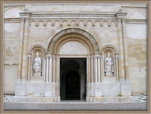 Basilique Saint Seurin - Bordeaux