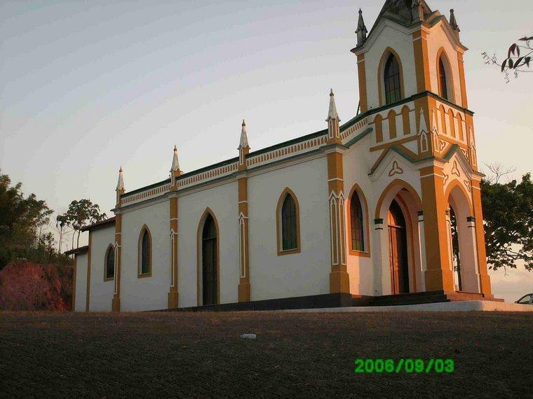 Capelinha de São Benedito