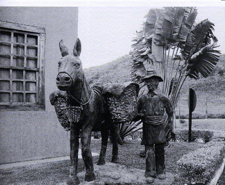 Estátua do Tropeiro