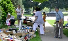 Garage Sale (June 2 & 3rd, 2007)