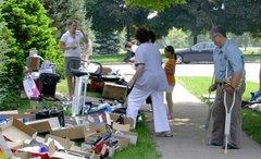 Garage Sale (June 2 & 3rd, 2007)