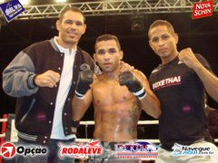 Minotouro, Will e Johnny - Conquista Fight 3