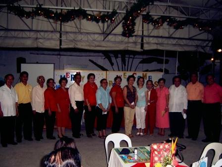 Induction of CCPSAA Board Officers and Directors, December 8, 2006, Childlink Learning Center