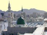 مسجد النبي صلى الله عليه و سلم