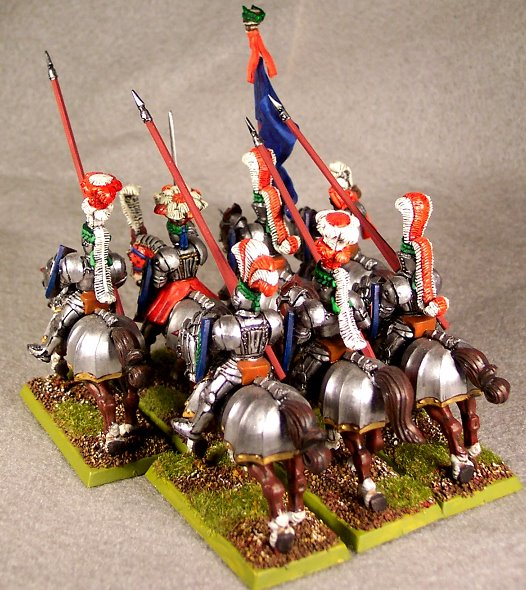 Empire Knights 28mm
