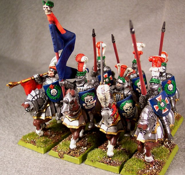 Warhammer Empire Knights