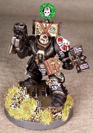 Chaplain Judge