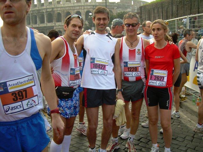Sortida Marató de Roma