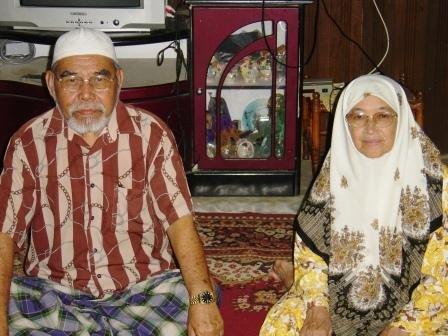 Bapa dan Emak Mentua