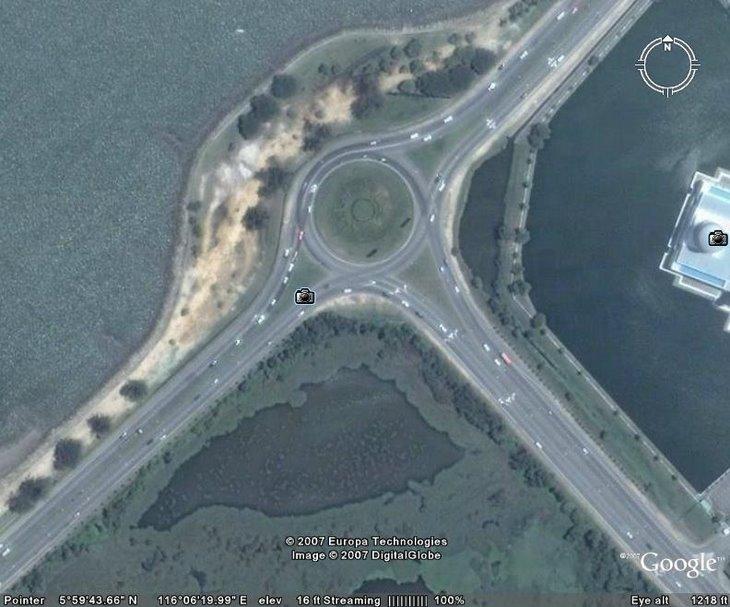 lokasi kemalangan