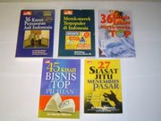 My five books in marketing