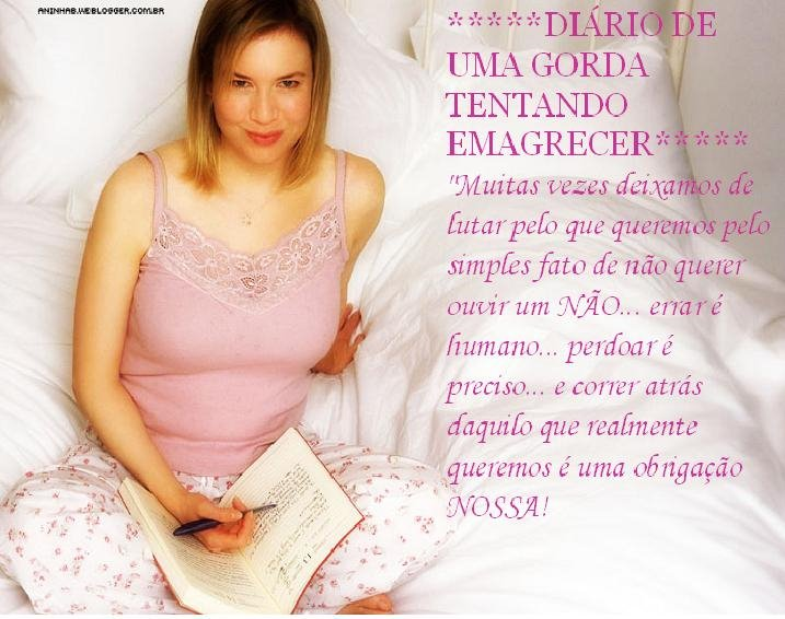DIÁRIO DE UMA MULHER