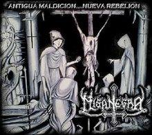 "Demo ""Antigua maldicion... ...Nueva rebelion"" 2005"