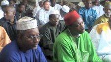 Conférence Thierno à Mantes la Jolie 2006