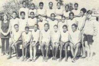Girls Athletic Team